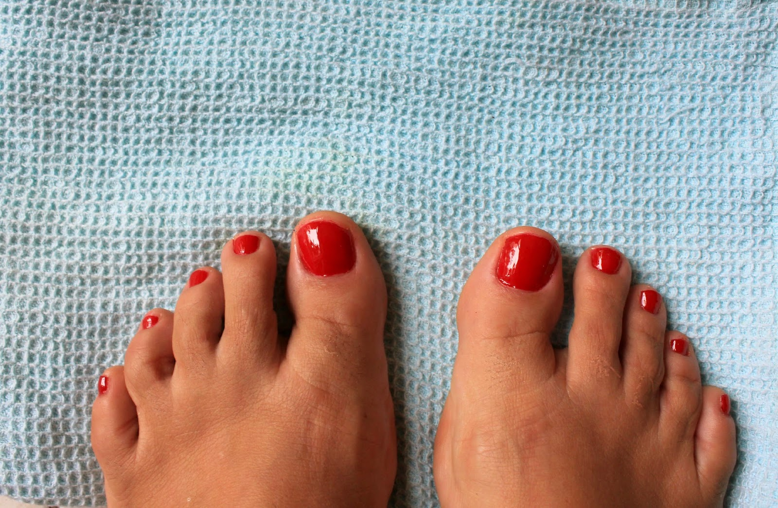 Easy At-Home Pedicure #RespectUrFeet #shop