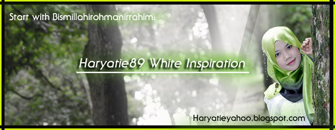 Haryatie89 White Inspiration