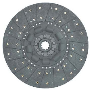 Kampas Kopling (Clutch Disc)