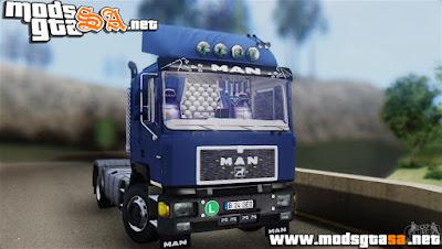 SA - MAN F90