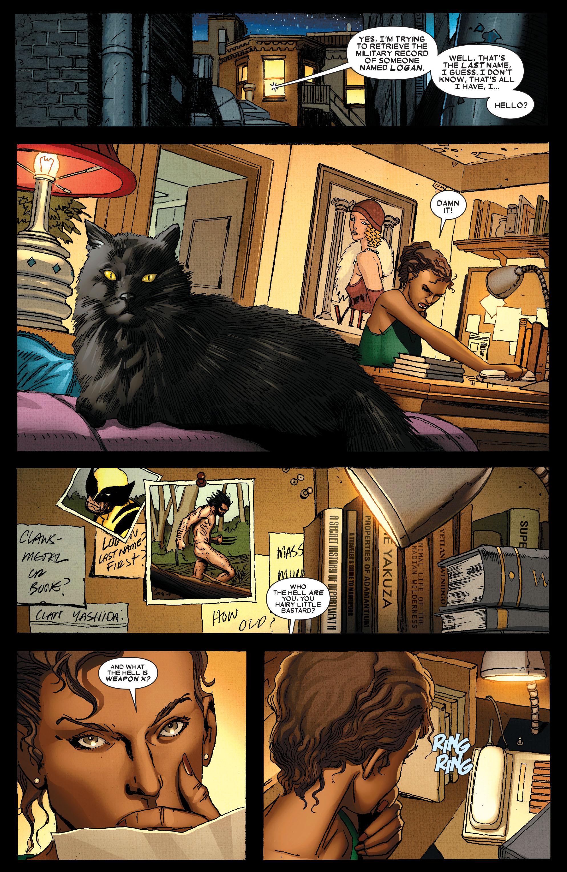 Wolverine: Weapon X #2 #15 - English 5