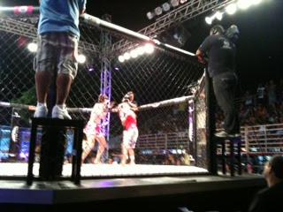 Evento MMA - Pink Fight 1 Nocautea as Drogas e a Pedofilia em Porto Seguro