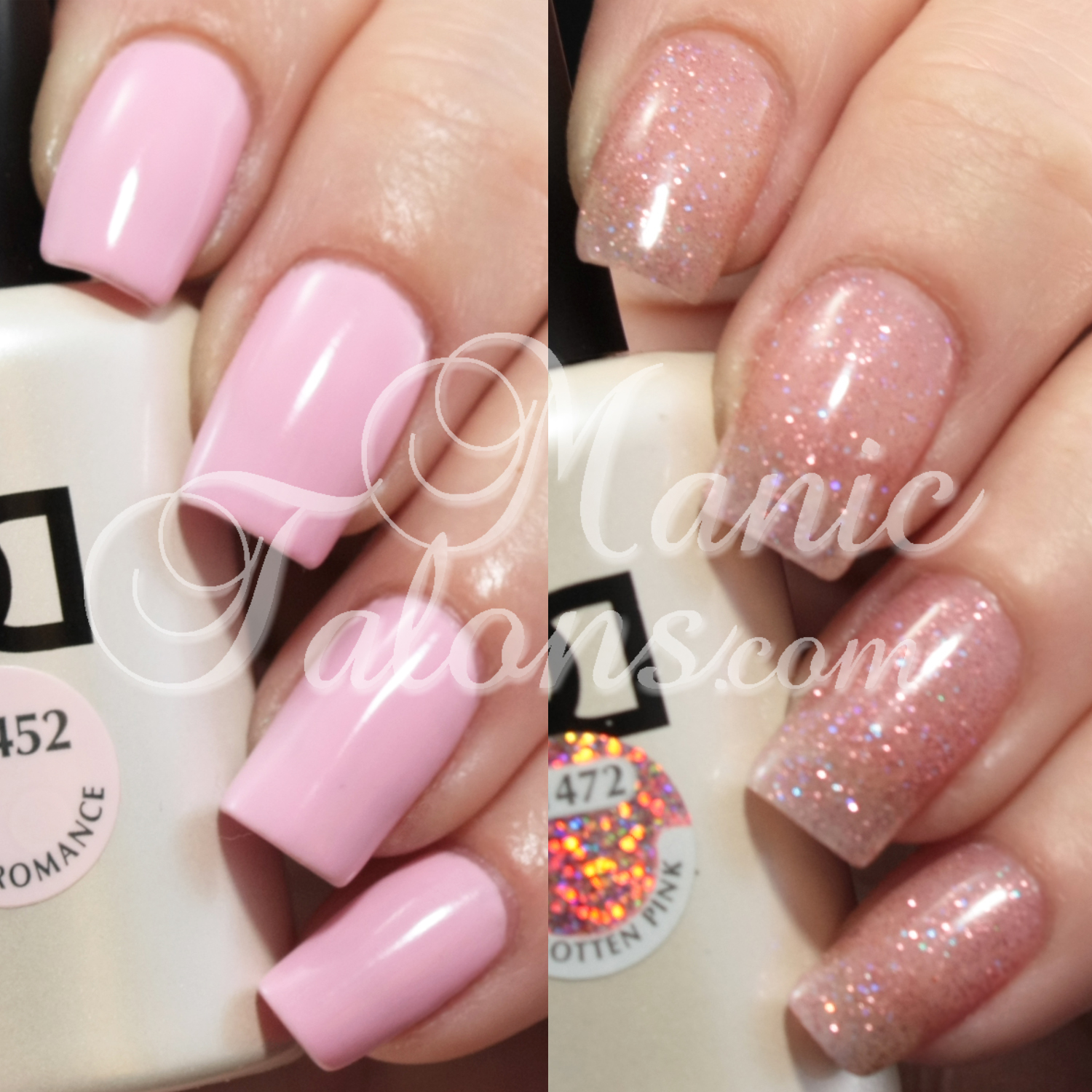 Daisy Duo Soak Off Gel Polish