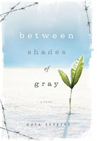 Cover of Between Shades of Gray by Ruta Sepetys