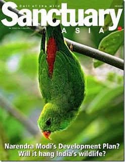 Sanctuary Asia – June 2014