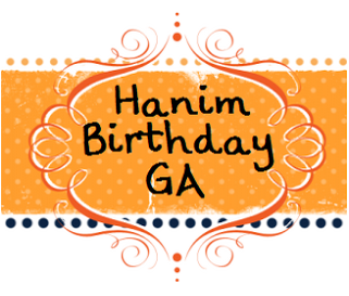 Hanim Birthday GA