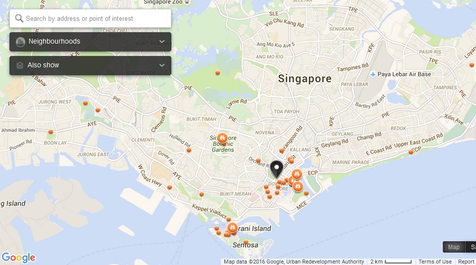 About Singapore City MRT Tourism Map And Holidays: Funan Digital Mall Singapore Map