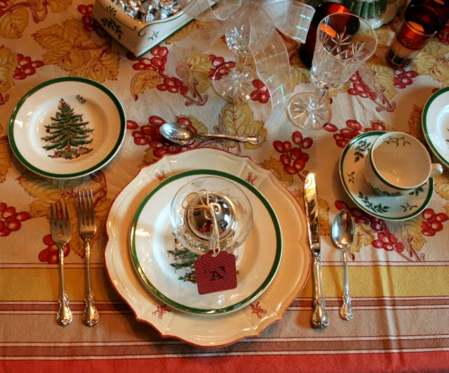 Lennox Christmas Dishes