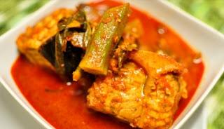 Resep Masakan Asam Pedas Ikan Tongkol Spesial