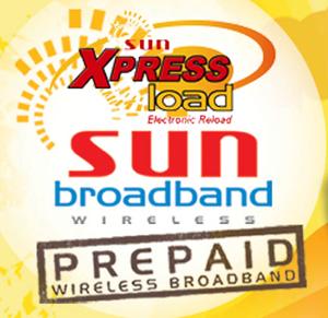 Sun Xpressload Broadband Wireless 300