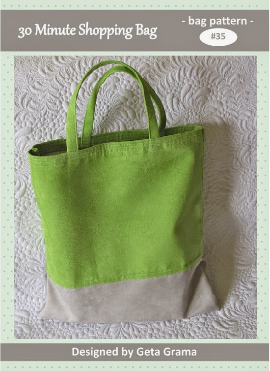Tote Bag and Shopping Bag Patterns