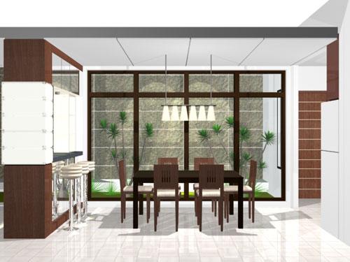 Gambar Design Interior Apartemen Minimalis