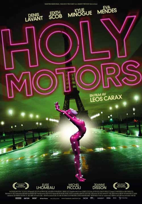Holy Motors (2012) tainies online oipeirates