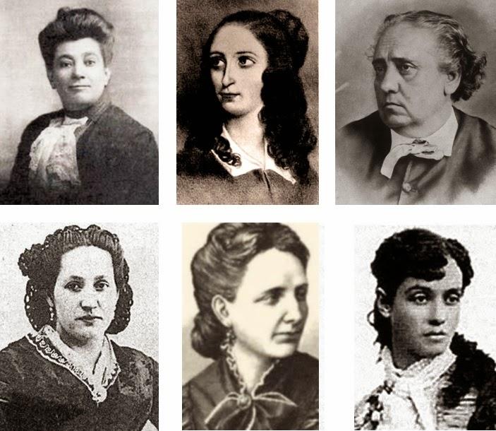 Escritoras hispanoamericanas