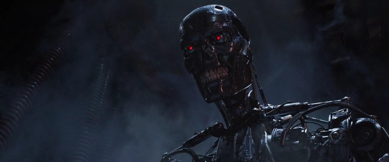 Terminator Génesis BRrip - 720p - Latino  [Mega]