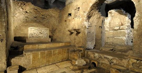 Roma sotterranea, Mitreo del Circo Massimo e l'Ara Massima di Ercole al Foro Boario, visita guidata 22/03/14 h 11