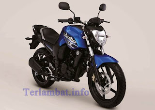 Yamaha Byson Biru Terbaru Vivid Purplish Blue Cocktail 5
