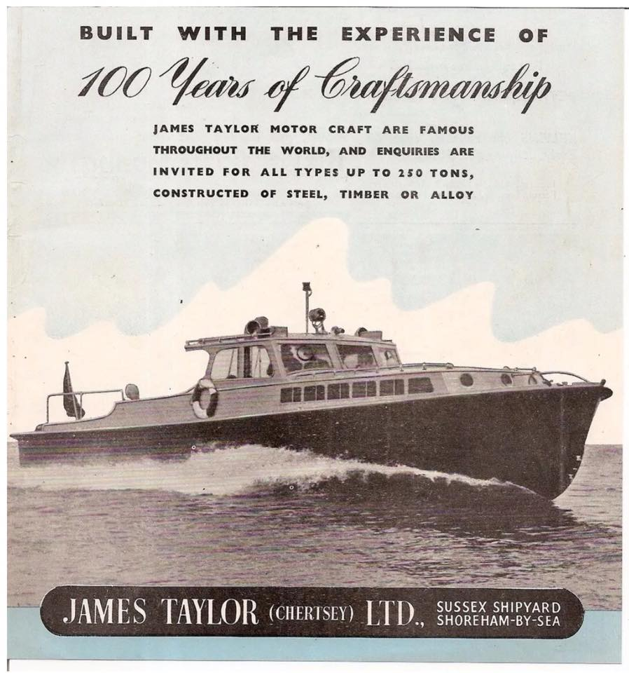 James Taylor Craftmanship