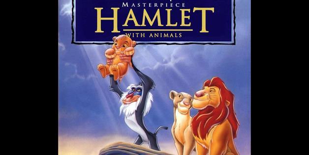 Lion King poster animatedfilmreviews.blogspot.com