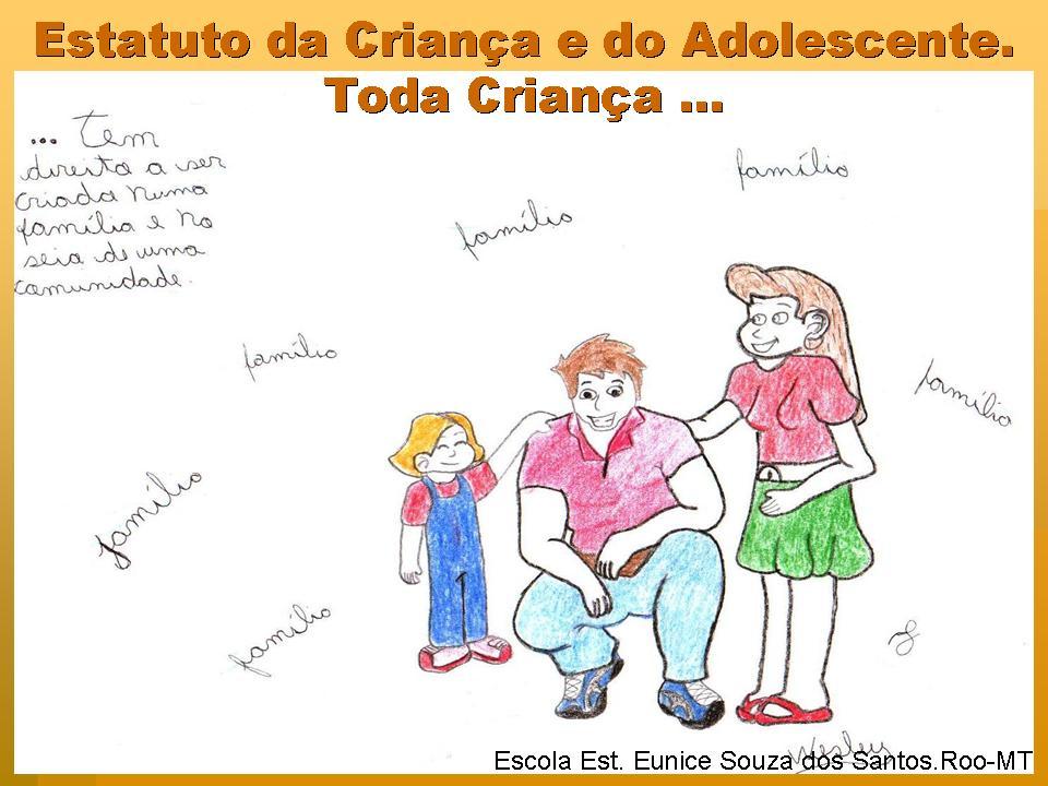 Portal Do Professor Estatuto Da Criança E Do Adolescente