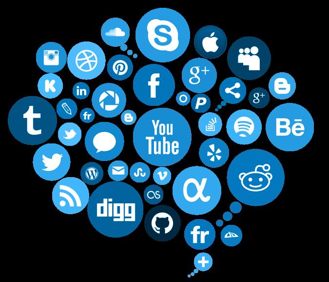 MEDIOS DE COMUNICACIÓN SOCIAL INTERACTIVA / SOCIAL MEDIA:
