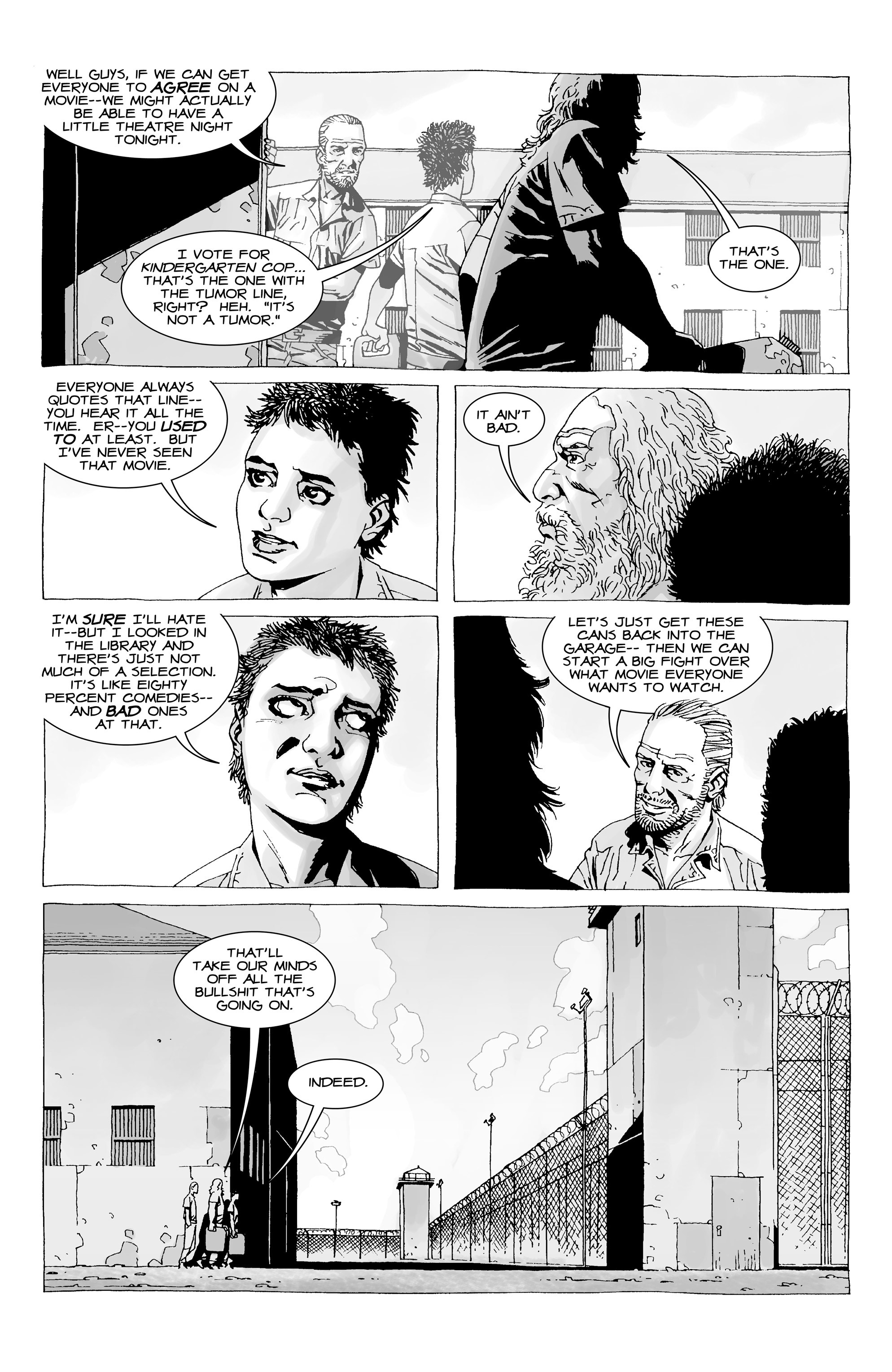 The Walking Dead 30 Page 15