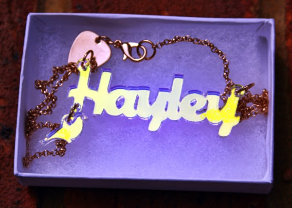 tatty devine name necklace