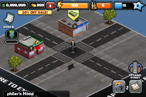 Crime City Android Apk Hack Coins and Bucks