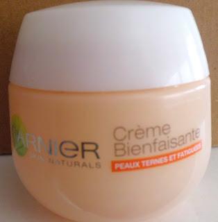 Gel hidratante para pieles apagadas de Garnier