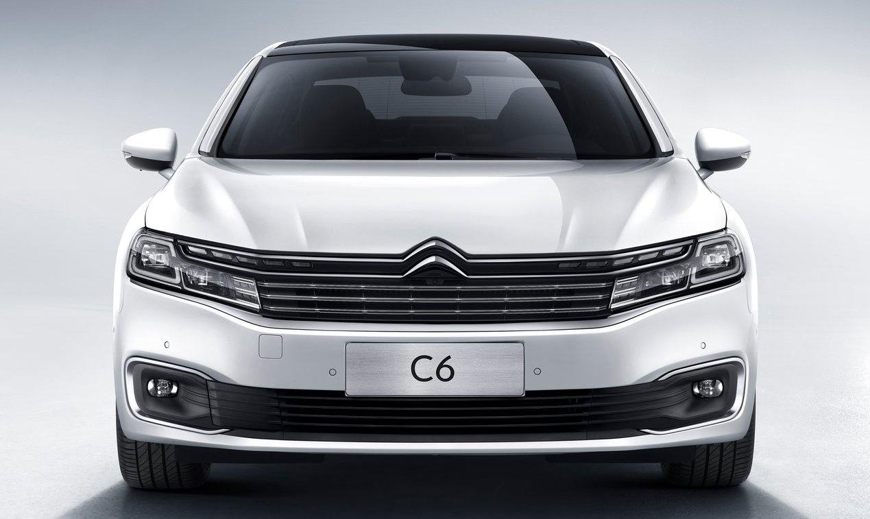 Citroën C6 Chine