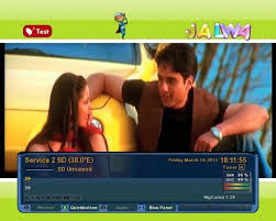 A new music channel 8XM JALWA added on paksat1r