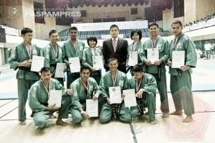 Anggota Paspampres Borong Medali di Korea Selatan
