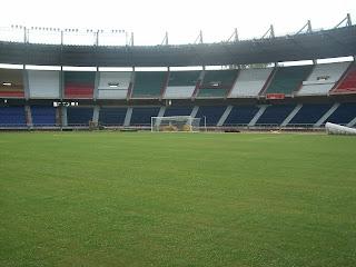 Barranquilla sede de Selección Colombia