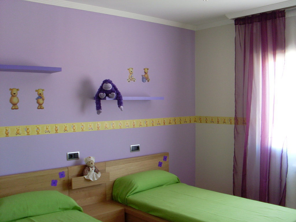 Colores para pintar su casa pintor en m laga for Combinacion de colores para pintar