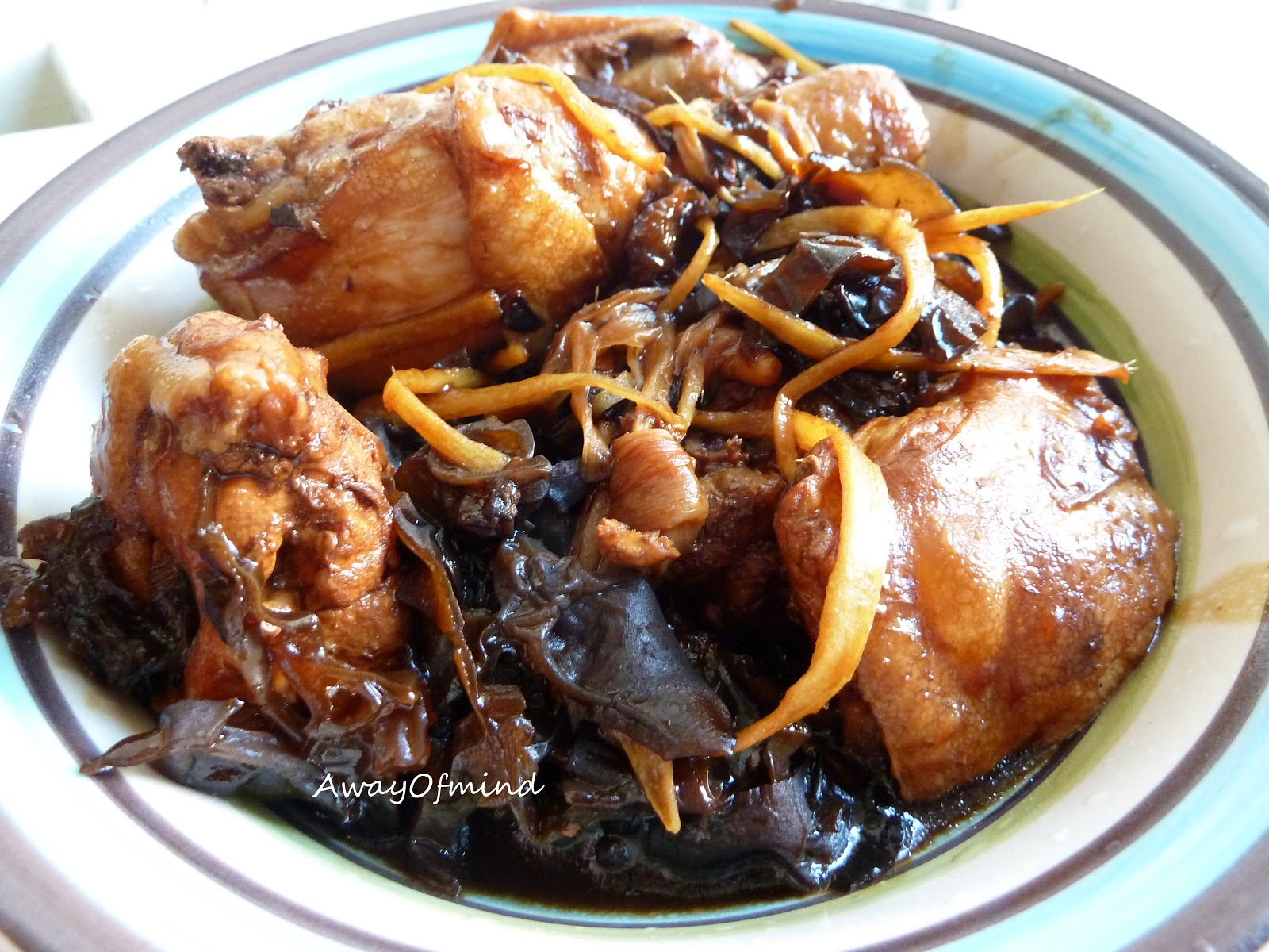 Recipe adapted from  Mum's Favourite Dishes cookbook (妈妈暧心 ...
