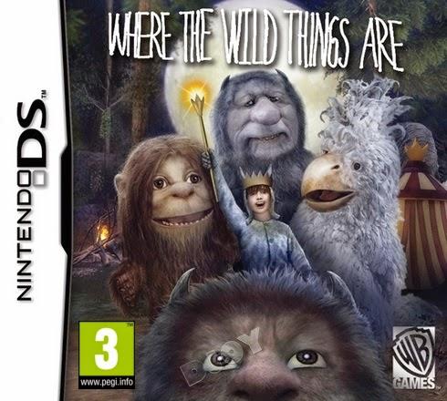 Donde Viven Los Monstruos (Nintendo DS) (Español)