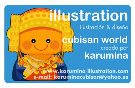 © CUBISANWORLD BY KARUMINA