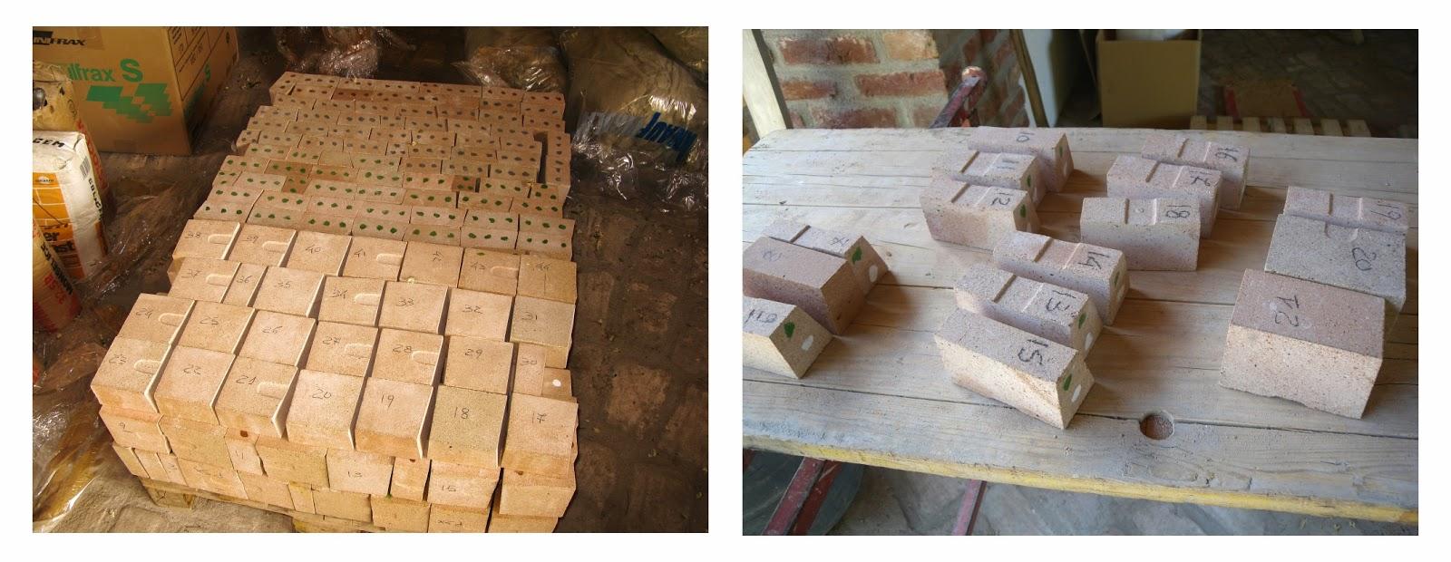 Cupola forni a legna for Forno a legna in mattoni refrattari