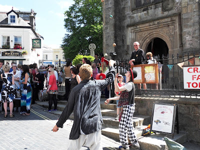 St Austell Feast Week Cornwall