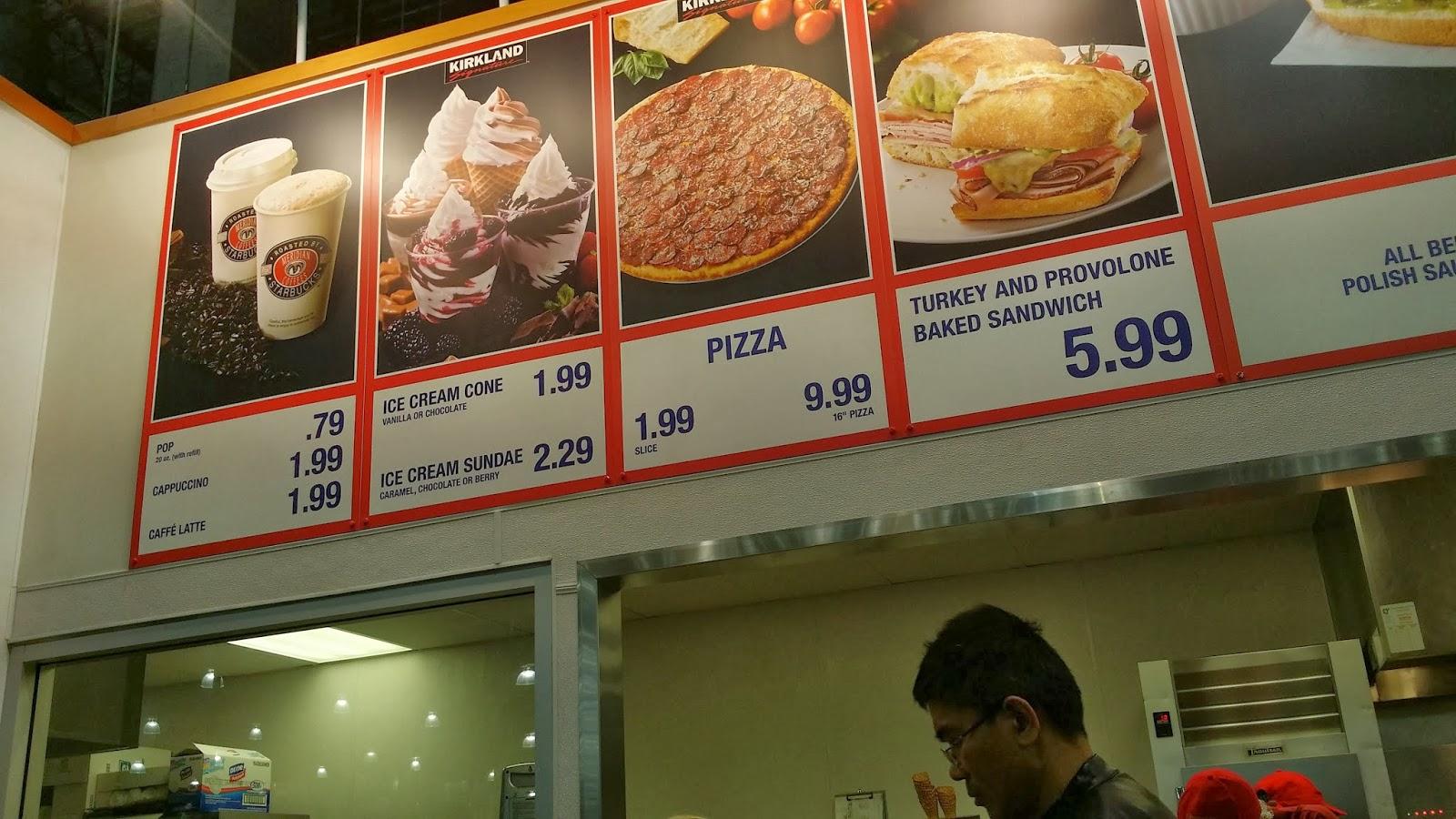 Costco Cheeseburger Food Court Locations