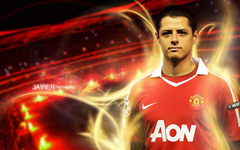 Soccer - Football Scores: Javier Hernandez Chicharito