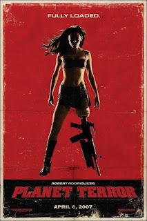 Planeta Terror (Planet Terror) (Grindhouse: Planet Terror) (Project Terror) (2007) Español Latino