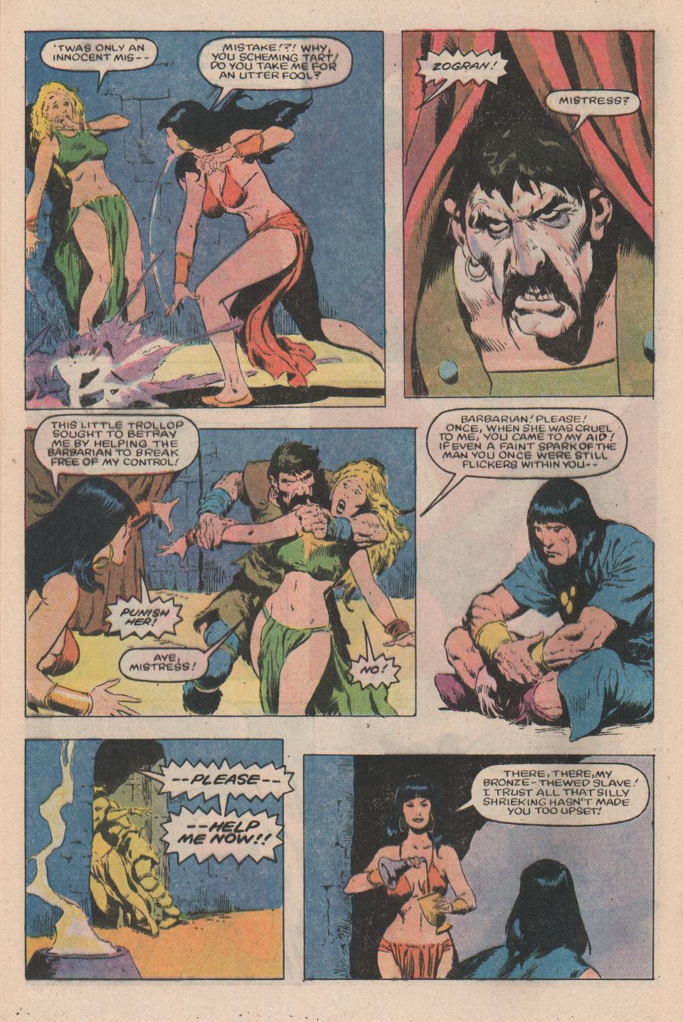 Conan the Barbarian (1970) Issue #159 #171 - English 15