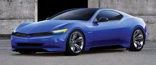2015 SRT Barracuda - Rendering by John Sibal (Car and Driver)
