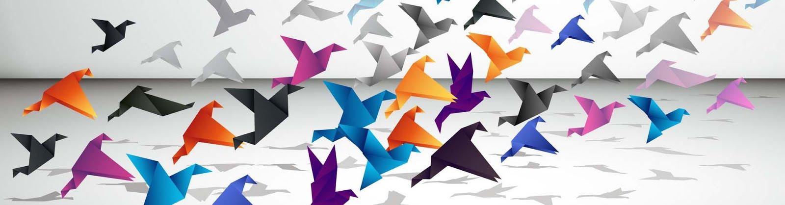 Monde d'Origami