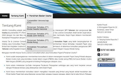 www.akasiaconsulting.com konsultan pajak
