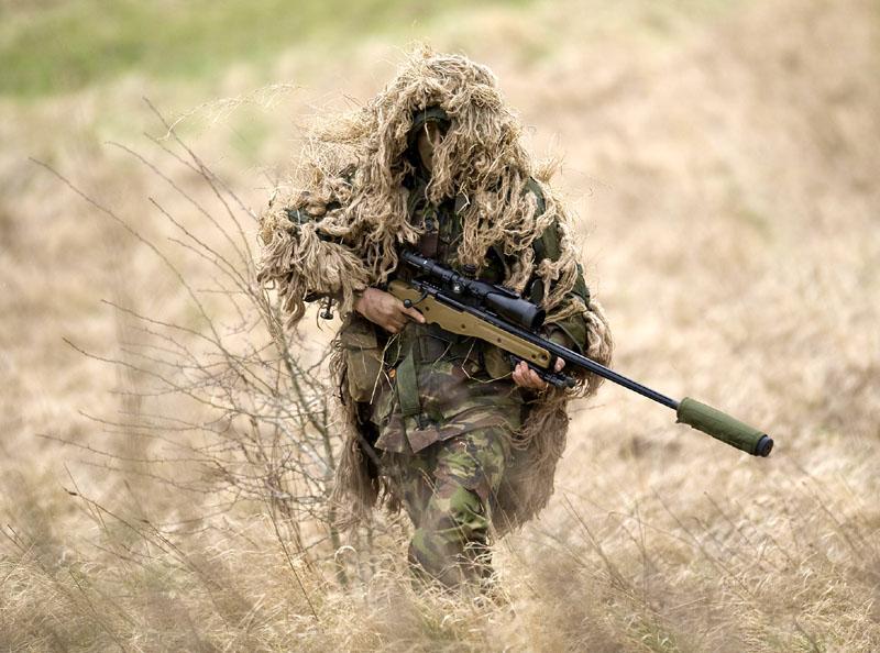 Fine sniper rifle quot Navy Seals Sniper Camo