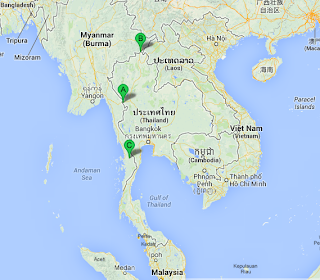 Burma Mianmar crossing durchquerung 2013 overland 4x4
