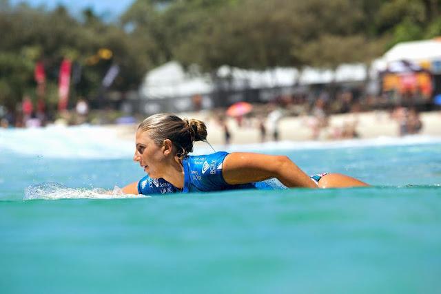 33 Roxy Pro Gold Coast 2015 Sage Erickson Foto WSL Kelly Cestari