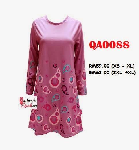 T-Shirt-Muslimah-Qaseh-QA0088